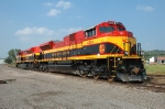 KCS 4034 - 4037 New EMD SD70ACes